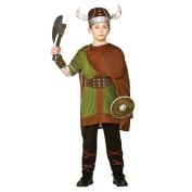 Kids Boys Viking Warrior Fancy Dress