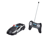 """Revell Control 24656 - RC Police Car """"Lamborghini"""" - remote controlled police car with MHz remote control, 1:24, detailed body, front and rear light, front suspension, rear wheel drive"""