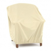 Treasure Garden lounge chair cover with elastic and spring cinch lock - protective furniture covers