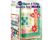 Annies ANN141409 Quick & Easy Quilts for Kids Back