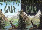 Gaia 2 Deck Set Playing Cards Poker Size USPCC Custom Limited Edition