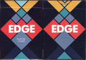 Edge Playing Cards Poker Size Deck USPCC TCC Custom Limited Edition