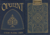 Opulent Luxury Playing Cards Poker Size Deck USPCC Custom Limited Edition