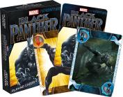 Aquarius Marvel Black Panther Playing Cards