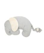 Mamas & Papas Large Plush 1st Elephant Tummy Time Snuggle Activity Rug