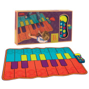 MEI Music Piano Dance Blanket Children Music Game Mat Baby Fitness Floor Parent Child Interaction Toy Product Size