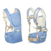 Mondeer Baby Carrier Hip Seat,Suitable for Any Season,Ergonomic Design for Infants,Cosy Seat and All-direction Safety Protection for Toddlers 3 Months - 36 Months,Best Choice for Babies Alone or Hike