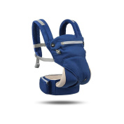 ZHAOJING Strap Horizontal Hold Baby Carrier Children Hold Shoulders Children's Backpack Back Baby Waist Stool