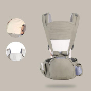 ZHAOJING Four Seasons Breathable Multi-functional Breathable Baby Carrier Cross-type Child Before The Child Hold The Baby Hold Baby Single Stool