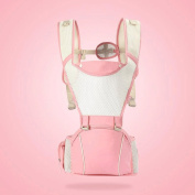 ZHAOJING Baby Waist Stool Summer Breathable Mesh Baby Hold The Front Strap Baby Hold Baby Portable Light Stool Baby Carrier