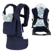 Ulable 3 in 1 Adjustable Baby Carrier with Hat