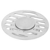 Kitchen Bathroom Round Shape Metal Two Way Sink Floor Drain Cover