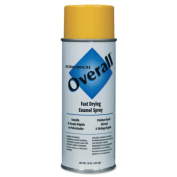 830 300ml GLOSS YELLOW OVERALL INDUSTRIAL