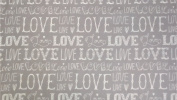 Amour Love 100% Polyester (FLAT SHEET ONLY) Size TWIN Girls Kids Bedding