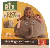 Elliot the Elephant bean bagimals cover