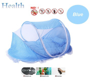 FHD Baby Travel Bed Portable Travel Crib Baby Bed Portable Folding Baby Crib Mosquito Net Portable Baby Cots Newborn Foldable Crib