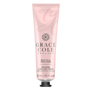 Wild Fig & Pink Cedar 30ml Hand & Nail Cream by Grace Cole