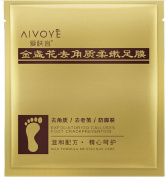 Foot Mask, Luckyfine Exfoliating Foot Mask Remove Calluses Dead Skin Cells Scented
