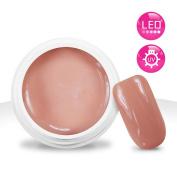 Ocibel UV/LED Gel Colour Nude Cream 5 ml – , False Nails Manicure and Nail Art