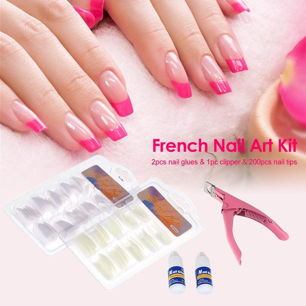 French Manicure Kit Beauty: Buy Online from Fishpond.co.nz