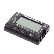 CellMeter-8 Digital Battery Capacity Checker and Servo Tester, LiPo LiFe Li-ion NiMH
