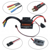 [Brushless] ESC Electronic Speed Control 60A Waterproof Sensorless Brushless 5.8V/3A BEC For RC Truck