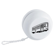 'Tram Vehicle' Retro Style Yo-Yo