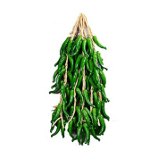 TOOGOO(R) Best Artificial (TM) Chilli String Hot Peppers Hanging String Home Decor Vegetable Fruit