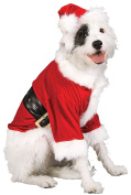 Rubies Costume Christmas Collection Pet Costume, Santa Claus