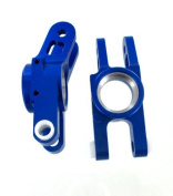 Redcat Racing Blue Aluminium Rear Hub Carrier 2 Piece