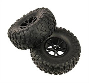 Helion HLNA0904 Preassembled Tyres 2 sets