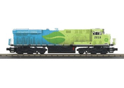 MTH MTH30203161 O-27 Imperial ES44AC w/PS3, GE/Evolution #2015