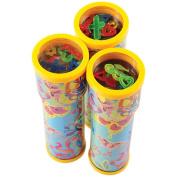 U.S. Toy 1513 Rainbow Colour Kaleidscopes