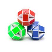 Sensory Fidget Snake Cube Twist Puzzle Twist Magic Ruler Cube
