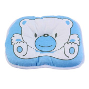 Mengonee Bear Pattern Pillow Newborn Infant Baby Support Cushion Pad Prevent Flat Head