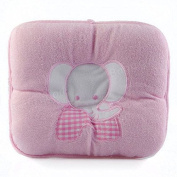 Bazaar Baby Cotton Pillow Baby Head Support Cushion Prevent Flat Head Pad