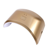MINFAN LED Nail Lamp,Auto-sensing by Infrared Induction Nail Handy and Compact Dry Both Fingernails and Toenails