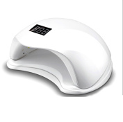 MINFAN 48W Nail UV Nail Dryer Auto-sensing by Infrared Induction For Drying Nail Polish and Gel/Removable Backplane