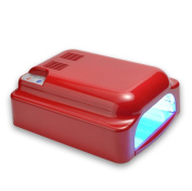 MINFAN 48W UV LED Nail Lamp Removable Tray for easy Cleaning Eco-Friendly,Suitable for both home and High-end Salon use too
