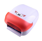 MINFAN 36W LED Nail Lamp Energy-Saving Simple and Generous Appearance Efficient Strong Performance,For Fingernail & Toenail Gels