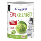 Juvamine Soup Green Detox Stage 1 300g