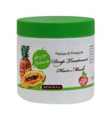Papaya & Pineapple- Deep Treatment Hair Mask 500ml
