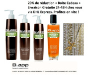 """'Save 20% Elastine with the Professional Box B. App """"Series Volume Hair Argan Oil for Fine Hair, Dull and receive your home Package in 24-48h via DHL Express."""