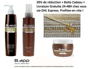 """Save 20% with Box Professional Hair B. App Range """"Collagen Liss Argan Oil for All Hair Types and receive your package Home 24-48h via DHL Express."""