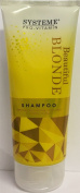 Systeme Beautiful Blonde Shampoo 200ml