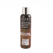 Leganza Anti-Hair Loss Shampoo with Caffeine No Sulphates Parabens Free for All Hair Types