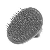 Domybest Shower Hair Shampoo Brush Comb Silicone Massage Cleaning Scalp Anti-skid Hairbrush for Men Women