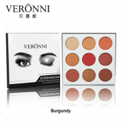 ✰ Eyeshadows ✰, Xinantime 9 colours Long Lasting Matte Cosmetics Eyeshadow Eye Shadow Press Powder Makeup
