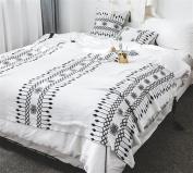 GuiXinWeiHeng Knitted blanket wool blanket pillowcase blanket pillowcase waist pillowcase three-piece