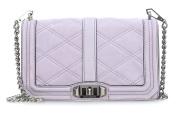 Rebecca Minkoff Love Crossbody Shoulder Bag lavender